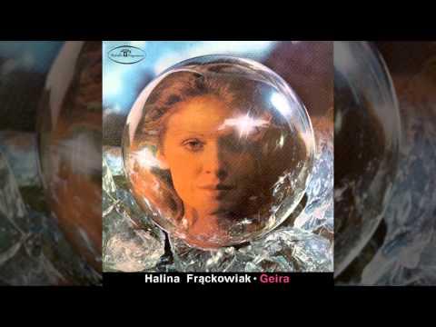 Halina Frąckowiak - Jesteś spóźnionym deszczem