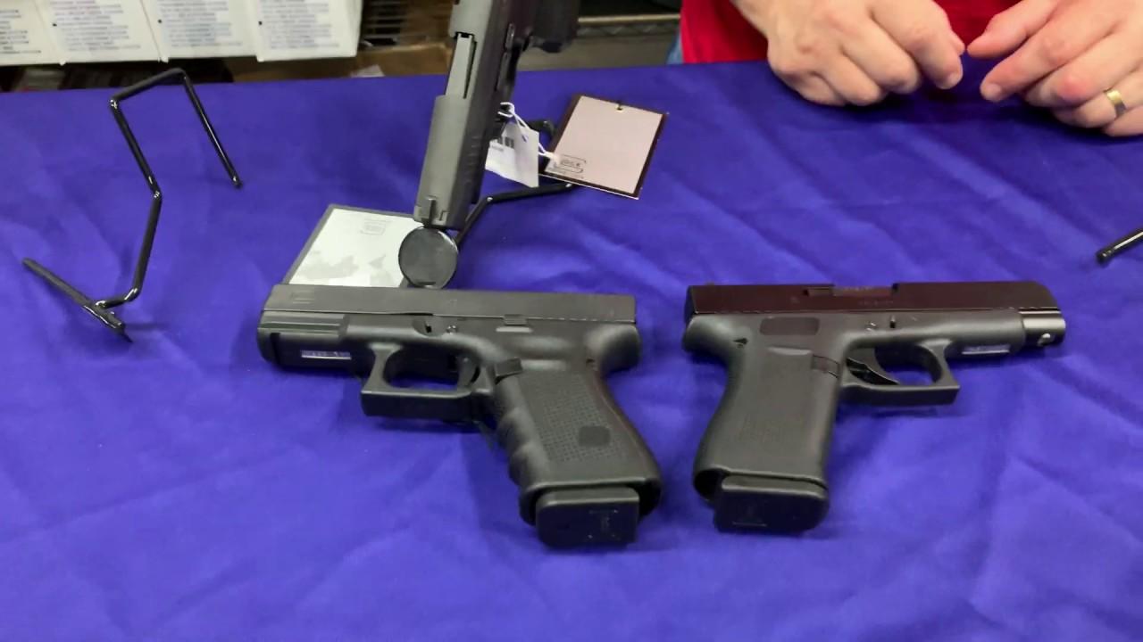 Glock G48 vs Sig P365XL