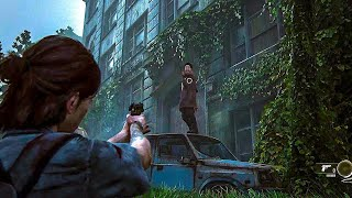THE LAST OF US 2 Gameplay Demo (E3 2018) HD