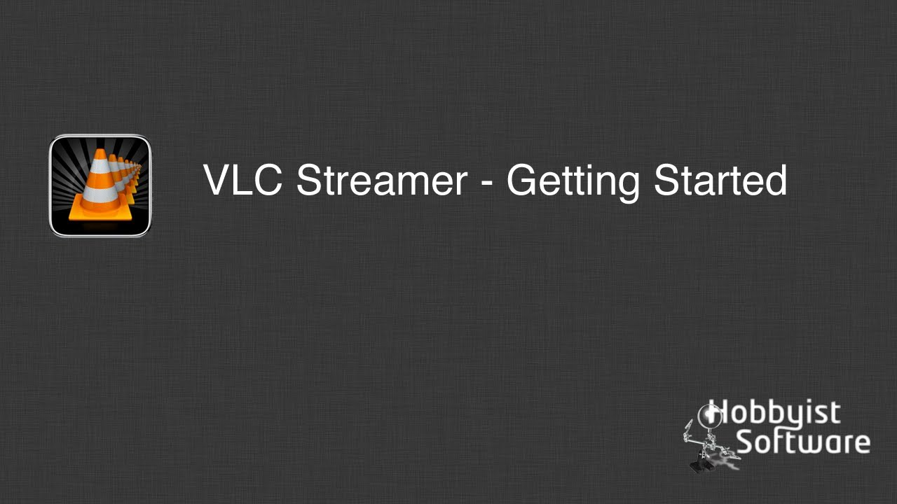 VLC Streamer Setup for iPhone, iPad and iPod Touch