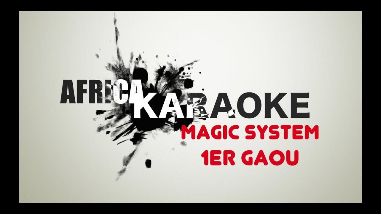 GAOU GRATUITEMENT MAGIC SYSTEME MP3 1ER TÉLÉCHARGER