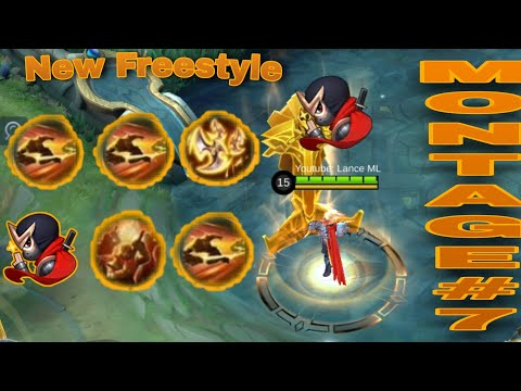 Hayabusa New Freestyle - Montage #7 - Mobile Legends Bang Bang