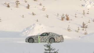 2018 Toyota Supra Spy Video