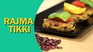 Rajma Tikki | How to Make Rajma Tikki | राजमा टिक्की | Kidney Beans Cutlets | Food Tak