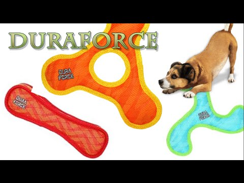 Duraforce Triangle, Boomerang & Bone from VIP Products