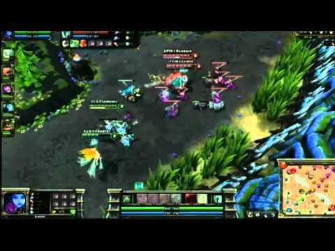 lol wcg_WCG 2010: League of Legends US Finals Game 2 Part 1/5 - YouTube