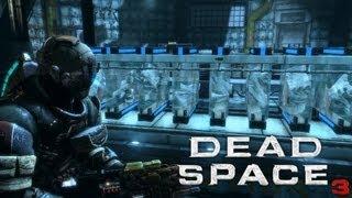 Dead Space 3 Прохождение: Глава 15-16. «Сокрытое внизу»