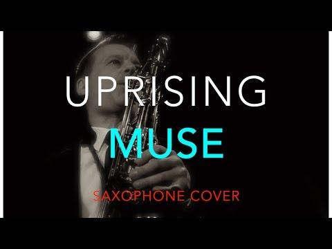 MUSE - Uprising - saxophone