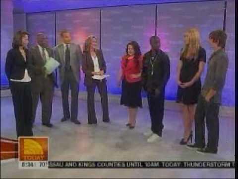 Nikki, Zac, Amanda & Elijah Interview