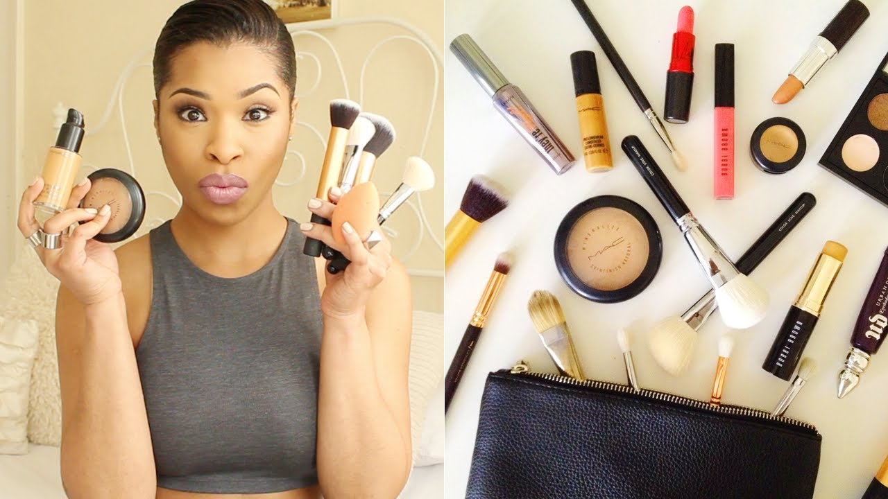 MAKEUP STARTER KIT | Foundation, Concealer, Eye Makeup & More! | MAKEUP - YouTube