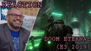 Doom Eternal E3 2019 Trailer Reaction