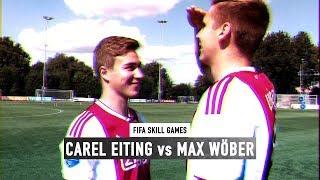 FIFA SKILL GAMES BATTLE #5 | CAREL EITING vs MAX WÖBER