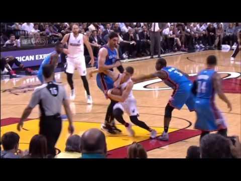 December 03, 2015 - TNT- Game 17 Miami Heat Vs Oklahoma City Thunder - Win (11-06)(Heat Highlights)