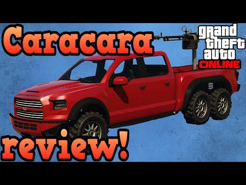 Caracara review! (DO NOT BUY!) - GTA Online guides