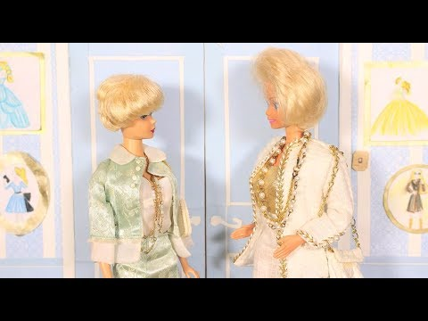 The Babysitters  A Barbie parody in stop motion *FOR MATURE AUDIENCES*