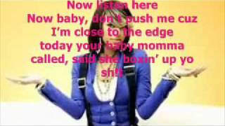 keri hilson- breaking point w/ lyrics