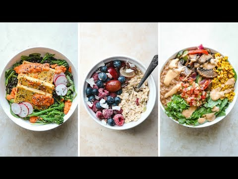 What I Eat In a Day: Fast & Easy Vegan Meals 🥕