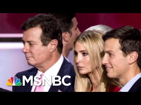 Manafort Guilty Plea Could Reveal Truth About Trump Tower Meeting | The Beat With Ari Melber | MSNBC