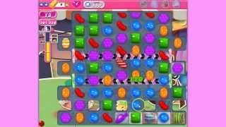 Candy Crush Saga level 553 2**