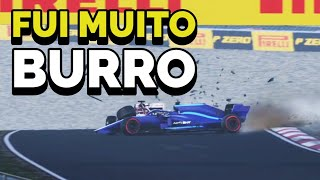 GP HOLANDA (erro grotesco!) - Gameplay F1 2020