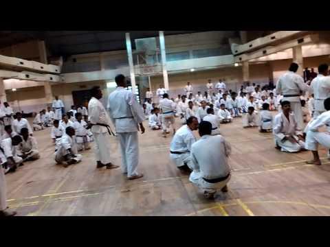 International Training camp at Khudiram Anushilan Kendra, Kolkata
