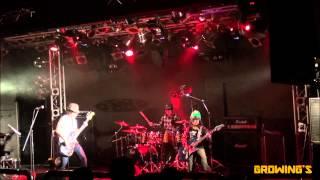 2014.11.24 町田Play House 【GROWING'S】 弟の 小学5年生のギターボー...