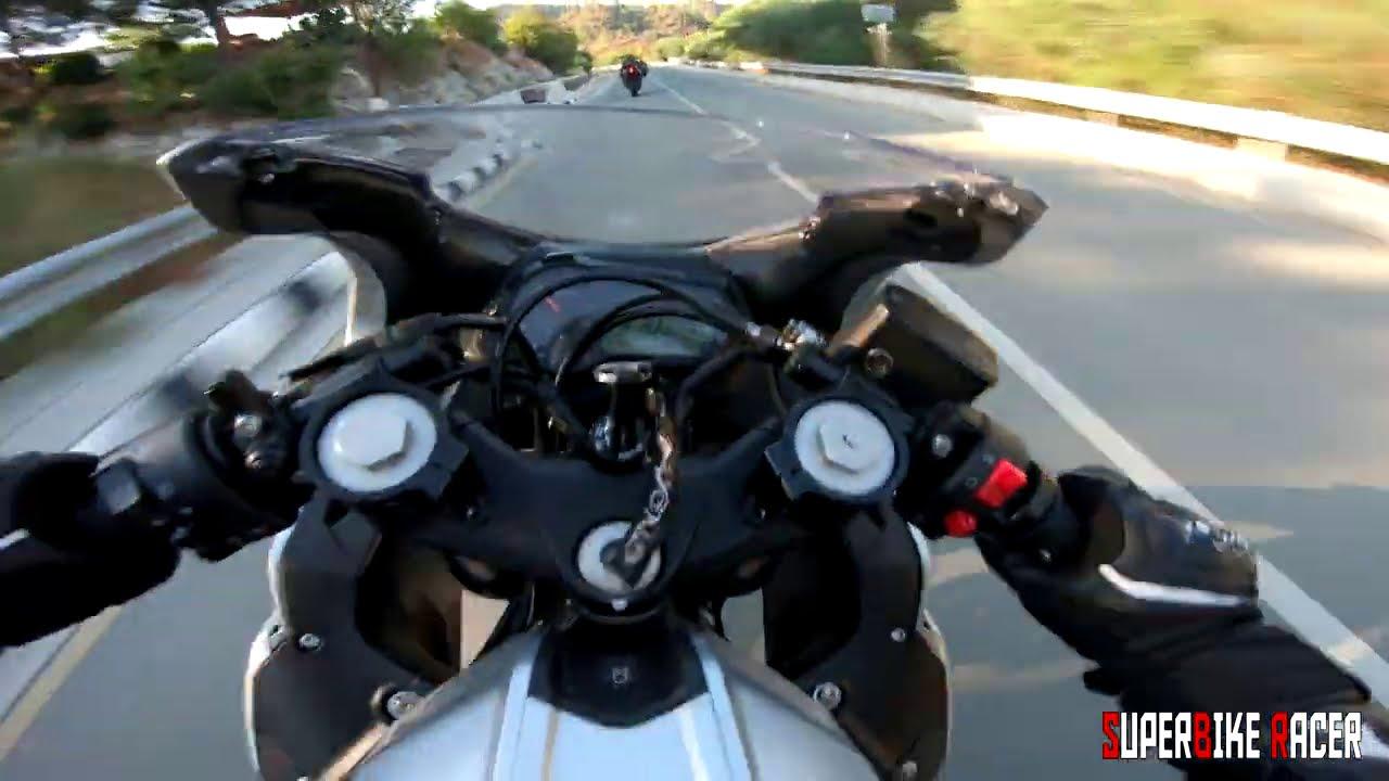 Beginner Motorcycle Ride - Benelli 302R - Bmw S1000RR - Yamaha R6