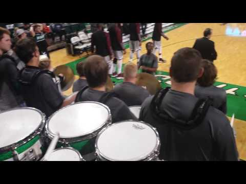 Mountain Music   Marshall University Drumline