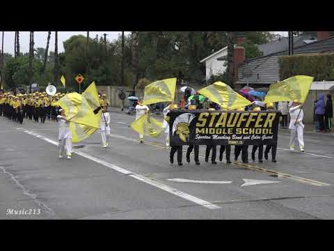 Stauffer MS - War March of the Tartars - 2018 Placentia Band Review