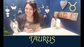 TAURUS THEY KNOW WHAT TO DO! ⭐ LOVE & GENERAL TAROT READING ⭐ 13-20 JANUARY 2019