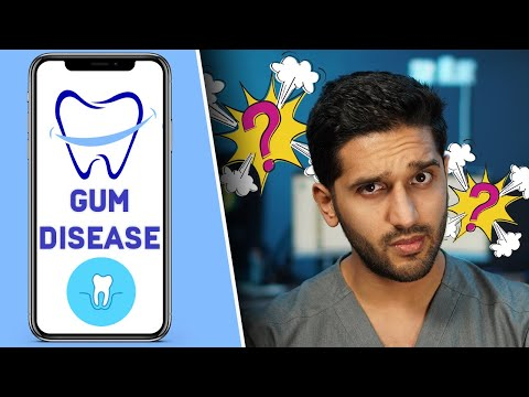 What is Gum Disease - My Dental Care App with Dr. Divani