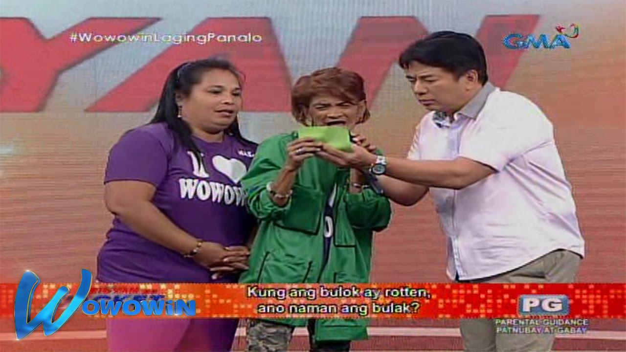Wowowin: Contestants ng 'Bigyan ng Jacket 'Yan,' binigyan ng second chance