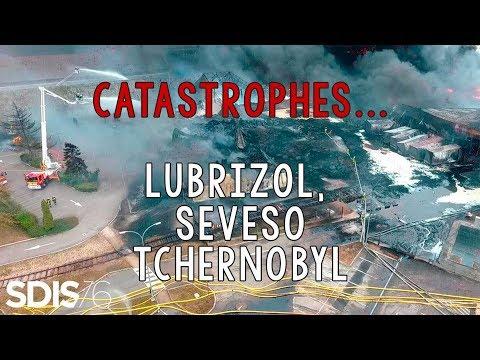 Ces catastrophes industrielles et la transparence (Lubrizol, Seveso, Tchernobyl)