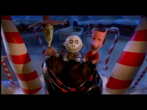 The Nightmares Before Christmas 3D Trailer HD