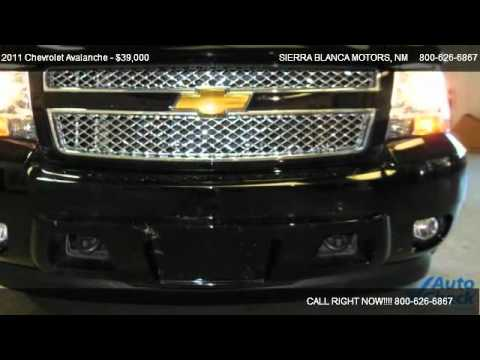 2011 Chevrolet Avalanche Ltz For Sale In Ruidoso Nm