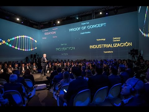 Accenture Digital Conference 3: The Real Makers in the Digital World