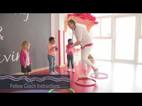 Starfish Lane Kids offers Playball for free at Doha Nurseries