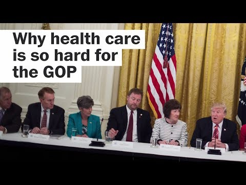 Why health care is so hard for the GOP Mp3