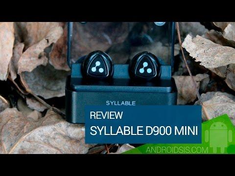 Syllable D900 Mini, análisis en Español