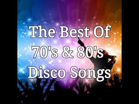 The Best Of 70's & 80's Disco Songs   70-es 80-as évek legjobb külföldi disco zenéi