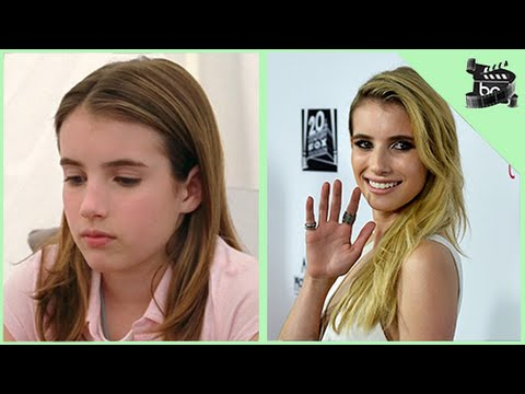 All filmography of Emma Roberts