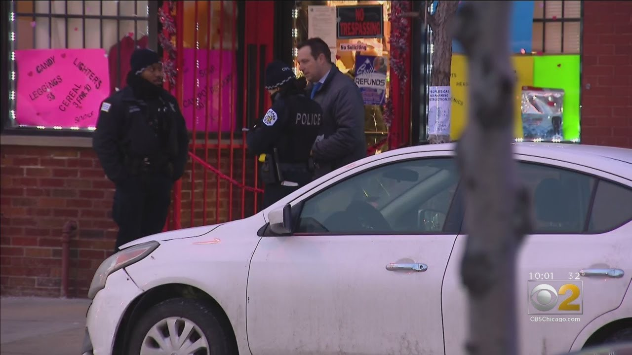 Store Owner Fatally Shot During Robbery
