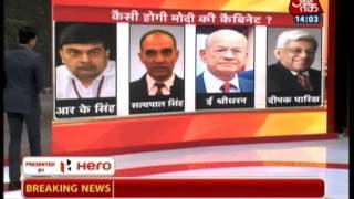 Who Will Constitute Narendra Modi's Cabinet?