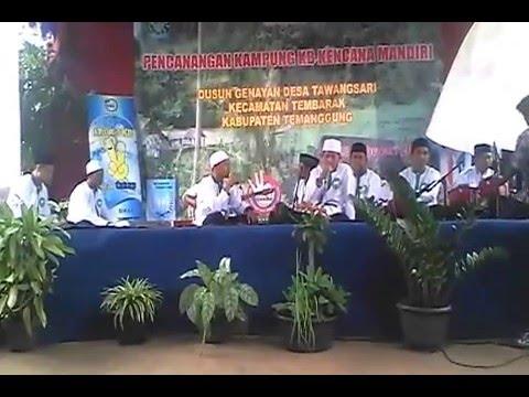 Solawat Rebana KUMOROSETO Genayan Tawangsari Tembarak Temanggung