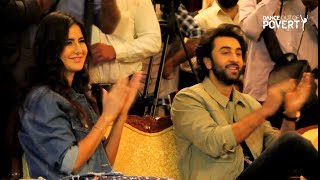 Ullu ka pattha Dance performance in front of Ranbir and Katrina by DOOP kids