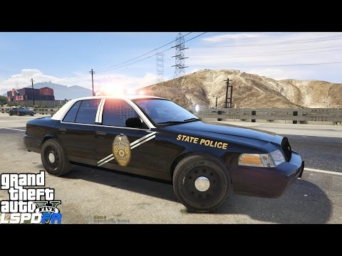 GTA 5 LSPDFR Police Mod 238 | New Mexico State Police | Highway Patrol | Caught With A Hang Over