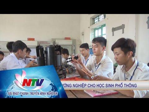 Phân luồng hướng nghiệp cho học sinh phổ thông