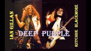 Blackmore - Gillan. Выход из конфликта Deep Purple - Блекмор - Гиллан
