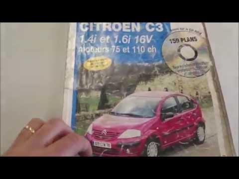 Citroën C3. Pas de démarrage. Une panne qui n'arrive pas toute seule!