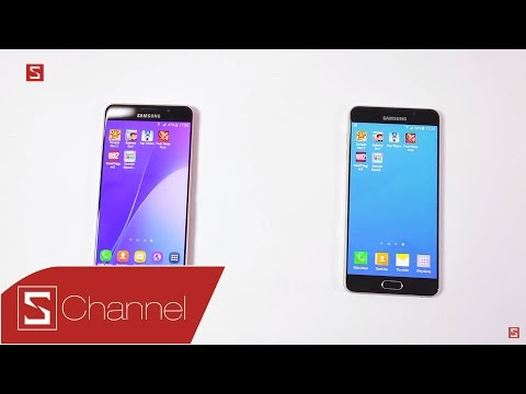 Schannel - Speedtest Galaxy A7 2016 chip Exynos 7580 vs Snapdragon 615: Liệu có sự khác biệt?